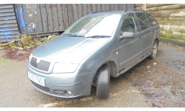 Skoda Fabia Estate 2005 Breaking All Parts Available