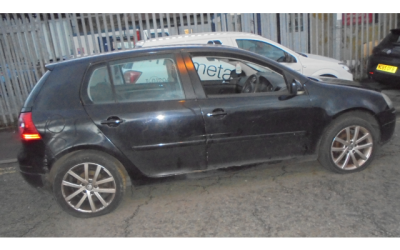 Volkswagen Golf Mk5 Breaking All Parts Available