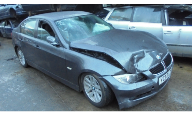 BMW 3 SERIES E90 2007 BREAKING ALL PARTS AVAILABLE