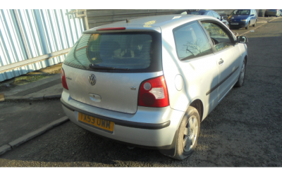 Volkswagen Polo 1.2 Petrol Breaking All Parts Available